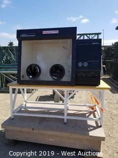 Labconco Controlled Atmosphere Glove Box