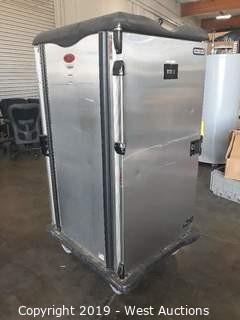 Aladdin Convect Rite III Double Sided Tray Delivery Cart