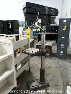 "2000 Dayton 3Z918D 16"" Drill Press"