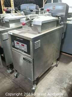 Henny Penny Computron 1000 Pressure Fryer
