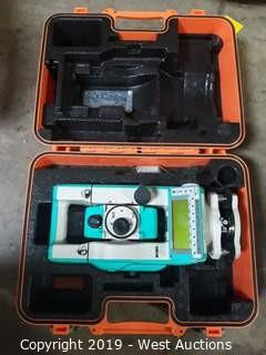 Nikon NPL-821 Pulse Laser Total Station With Case
