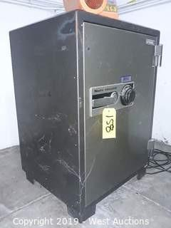 Safeguard SD 106 Safe (No Combo)