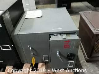 S&G Two Drawer File Safe (No Combo)