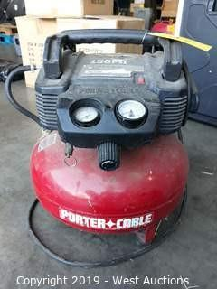 Porter Cable 6 Gallon 150 PSI Electric Air Compressor
