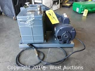 Welch Duo-Seal 1402 Vacuum Pump
