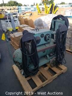 Shield Arc Type SAE 200 Welder