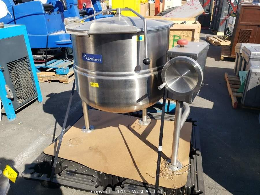 Online Auction of Restaurant Equipment, Medical Supplies, Electronics, and More in Stockton, CA (Part 2 of 2)