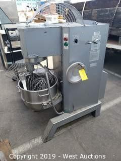 Univex Floor Mixer SRM60+