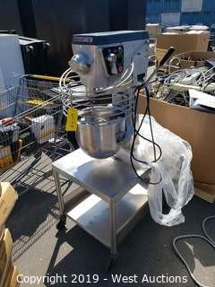 Blakeslee U-20DT Mixer