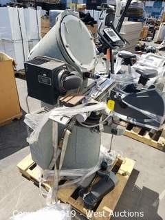 Jones And Lamson Optical Comparator/Measuring Machine