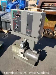 Varian Porta-Test Leak Detector