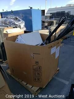 Contents Of Box; Medical Supplies, Power Hubs, Xerox Scanner,