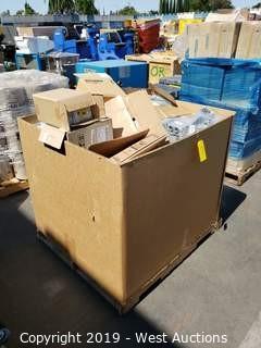 Contents Of Box; Lights Bulbs, Gang Boxes