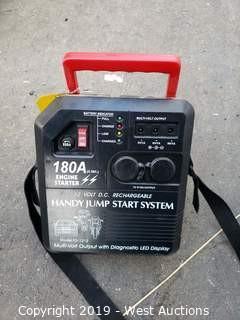 Jump Start Box