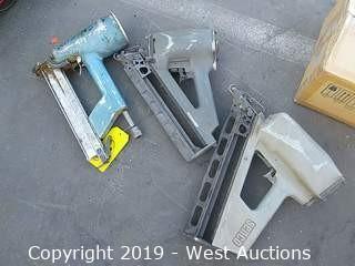 (3) Nail Guns