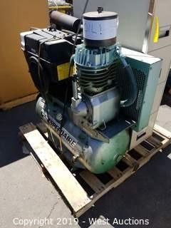 SpeedAire Cast Iron Series Air Compressor