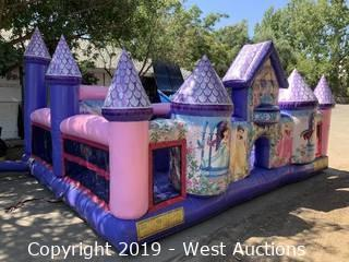 Disney Princess Palace Inflatable