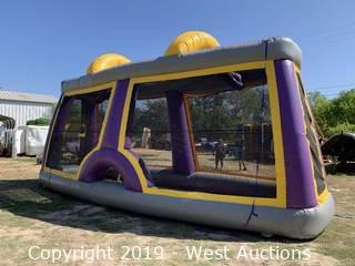 Inflatable Ball Pool Arena