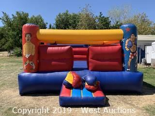 Big Glove Inflatable Boxing (large floor)