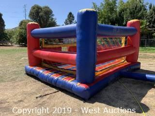 Big Glove Inflatable Boxing (small floor)