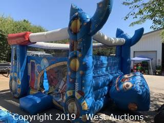 Robo Inflatable Bouncer