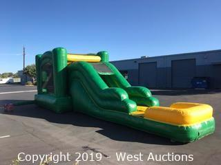 3n1 Combo Wet or Dry with Inflated Pool