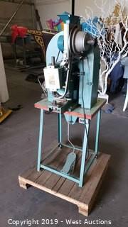 Automatic Grommet Machine