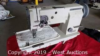Mitsubishi Double Needle Sewing Machine