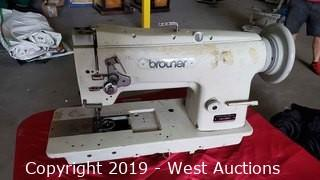 Brother Single Needle Sewing Machine