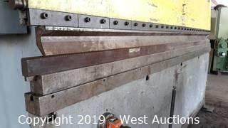 16' of Press Brake Offset Dies