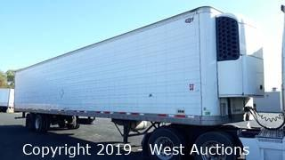 "2007 Wabash 53' x 102"" Reefer Trailer"