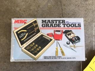 MRC Master Grade Tool Set
