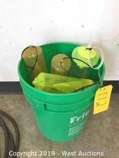 Bin Of (5+) Fly Traps
