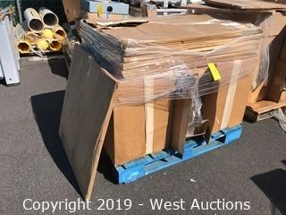 Pallet of Hoffman Cabinets and Panels