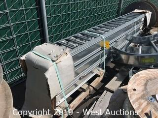(6) 10' Eaton B-Line Sections Cable Ladder Racks