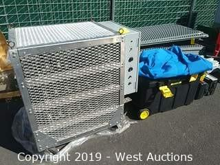 Alber Corp 6N Continuous Load Unit & Accessories