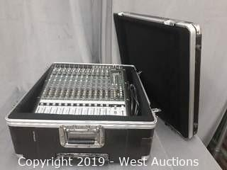 Mackie Onyx 1620 Premium Analog Mixer With Road Case