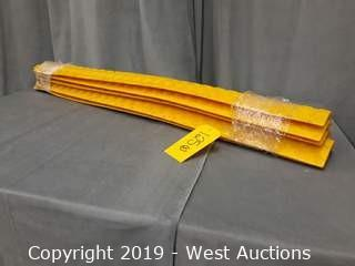 "(5) 40"" Cable Covers"