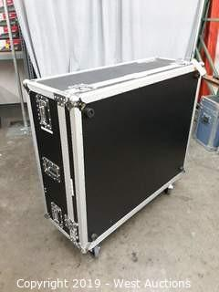 "34""W X 44""L X 15"" Tall Portable Yamaha CL-5 Mixing Board Road Case"