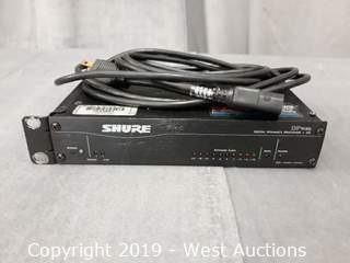 Shure DP11EQ Digital Dynamics Processor + EQ