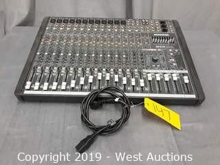 Mackie CFX16 MK2 16 Channel Compact Integrated Live Sound Mixer