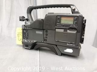 Sony DXC-D30 Digital Video Camera