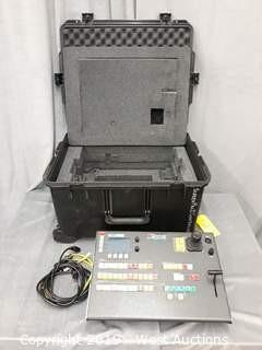Barco SPC-164 Screen Pro II With Road Case