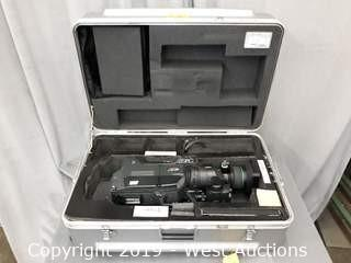 Sony DXC-D50WS Digital Camcorder Set With Portable Road Case