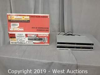 (2) Philip's DVP3980/37 DVD PLAYERS