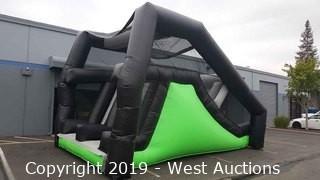 14' Inflatable Slide