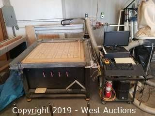Velox CNC Router Table with Control