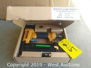 Stanley SB-1850BN Bostitch 18GA Brad Nailer