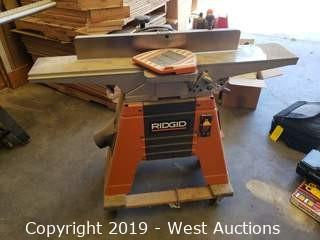 "Rigid 6 Amp Corded 6-1/8"" Jointer/Planer"