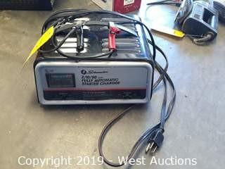 Schumacher 12 Volt Battery Charger